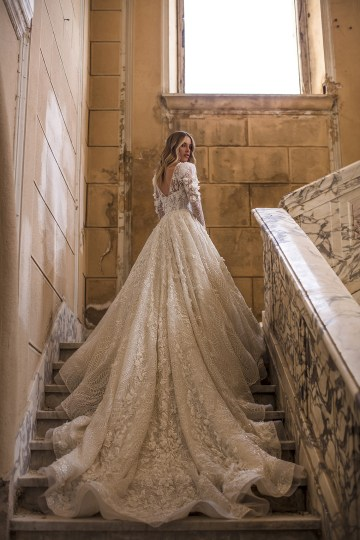 Showstopping Dazzling WONA Bridal Wedding Dresses – Aurora – Garcia 2