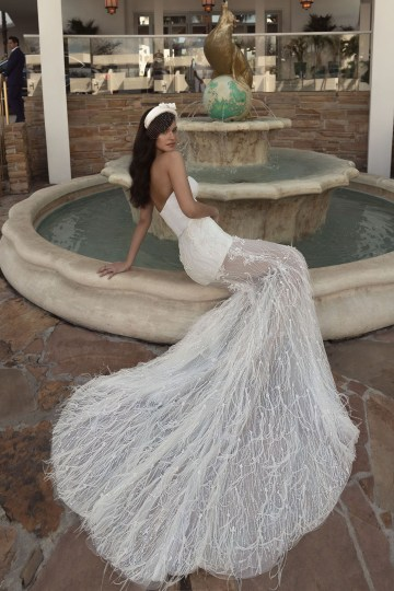 Showstopping Dazzling WONA Bridal Wedding Dresses – Miami – Meryl