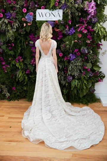 Showstopping Dazzling WONA Bridal Wedding Dresses – NYC Showroom 2