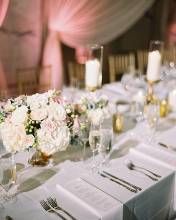 Gorgeous Green and Pink Chicago Ballroom Wedding – Clary Pfeiffer Photography – LOLA Event Productions 38