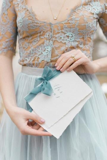 Gorgeous Winter Blue Wedding Inspiration – Irene Fucci 16