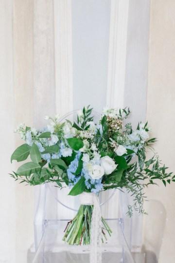 Gorgeous Winter Blue Wedding Inspiration – Irene Fucci 2