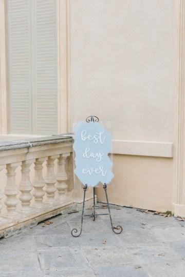 Gorgeous Winter Blue Wedding Inspiration – Irene Fucci 20