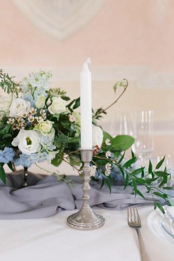Gorgeous Winter Blue Wedding Inspiration – Irene Fucci 24