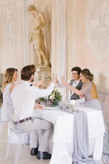 Gorgeous Winter Blue Wedding Inspiration – Irene Fucci 25