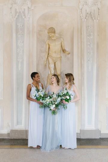 Gorgeous Winter Blue Wedding Inspiration – Irene Fucci 27