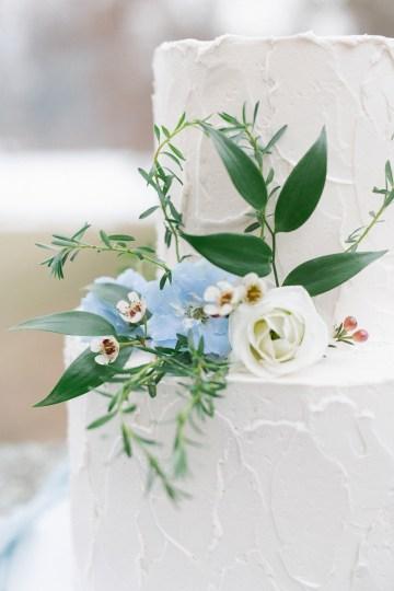 Gorgeous Winter Blue Wedding Inspiration – Irene Fucci 30
