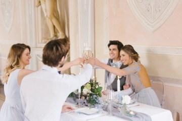 Gorgeous Winter Blue Wedding Inspiration – Irene Fucci 53