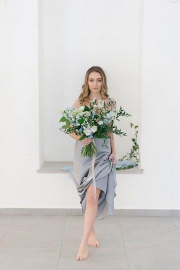 Gorgeous Winter Blue Wedding Inspiration – Irene Fucci 7