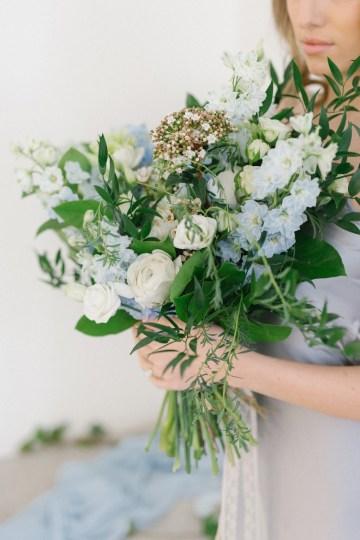 Gorgeous Winter Blue Wedding Inspiration – Irene Fucci 8