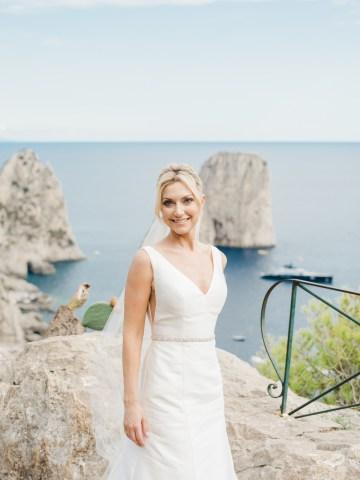 The Ultimate Mediterranean Capri Elopement – Rochelle Cheever 20