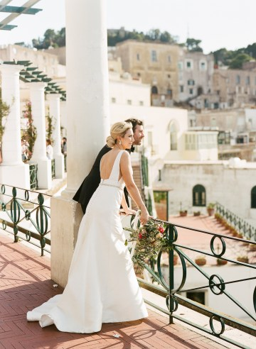 The Ultimate Mediterranean Capri Elopement – Rochelle Cheever 27