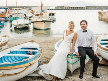 The Ultimate Mediterranean Capri Elopement – Rochelle Cheever 40