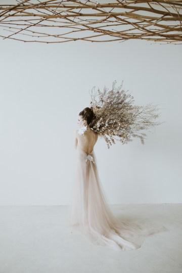 White and Taupe Minimalistic Wedding Inspiration – Vanessa Illi 53