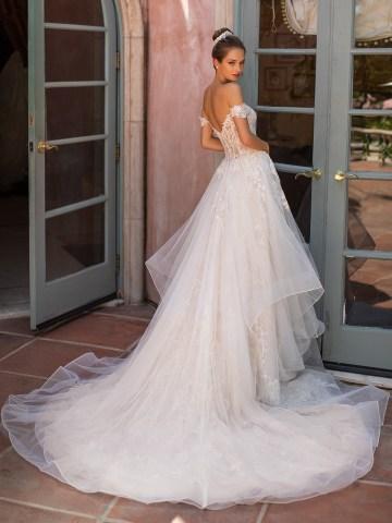 10 Gorgeous Ball Gown Wedding Dresses – Moonlight Bridal – H1428-B