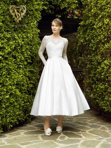 10 Gorgeous Ball Gown Wedding Dresses – Moonlight Bridal – S2032