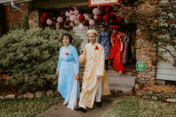 Dramatic Multicultural Vietnamese Little Rock Wedding – Meredith Events – Layers Photography 7