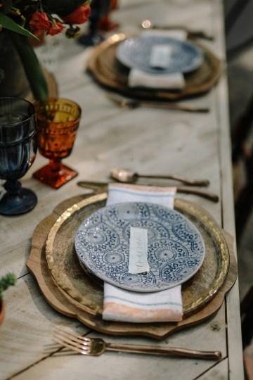 Dreamcatcher Bohemian Wedding Inspiration – Gissell Weddings – Corey Fox Photography – Rue de Seine Bridal 14