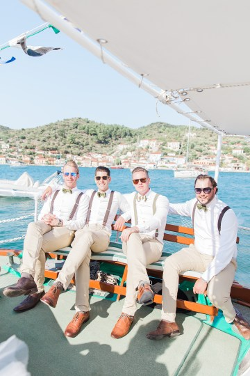 Dreamy Traditional Greek Wedding – Maxeen Kim Photography 24