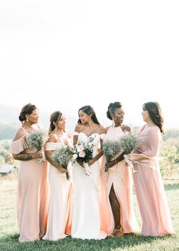 Elegant Virginia Countryside Wedding – Morgan Renee Photography 25