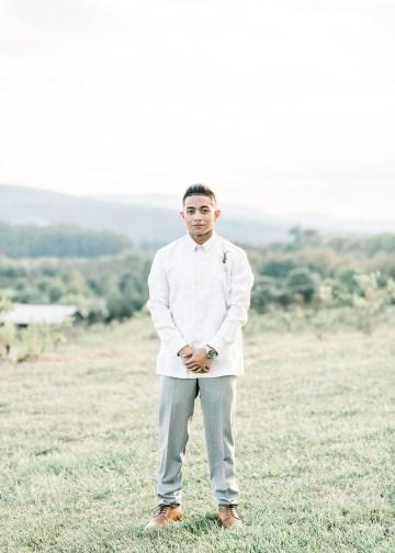 Elegant Virginia Countryside Wedding – Morgan Renee Photography 31