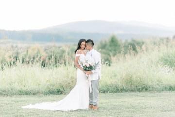Elegant Virginia Countryside Wedding – Morgan Renee Photography 4