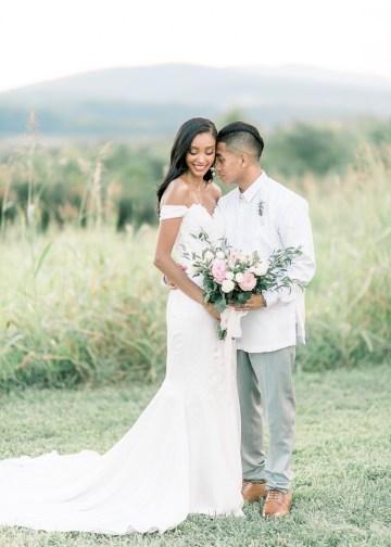 Elegant Virginia Countryside Wedding – Morgan Renee Photography 40