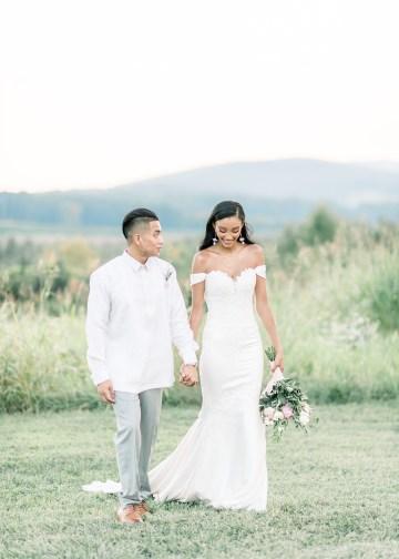 Elegant Virginia Countryside Wedding – Morgan Renee Photography 43