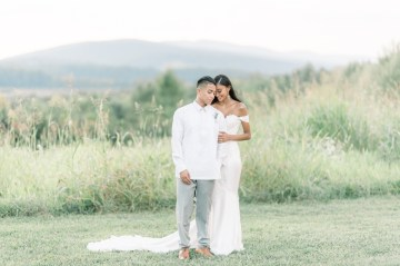 Elegant Virginia Countryside Wedding – Morgan Renee Photography 5