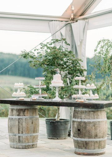 Elegant Virginia Countryside Wedding – Morgan Renee Photography 51