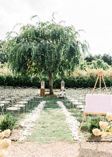 Elegant Virginia Countryside Wedding – Morgan Renee Photography 60