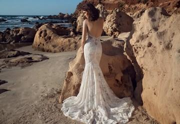 Galia Lahav Gala IX Wedding Dress Collection – Bridal Musings – G-404-back