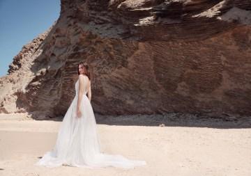 Galia Lahav Gala IX Wedding Dress Collection – Bridal Musings – G-411-side