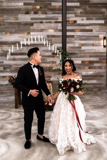 Magical Modern Harry Potter Inspired Wedding – Ashlyn Savannah Photo 22