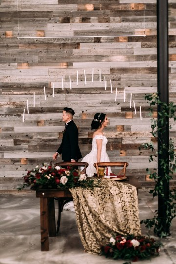 Magical Modern Harry Potter Inspired Wedding – Ashlyn Savannah Photo 24