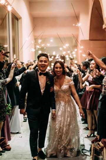 Magical Modern Harry Potter Inspired Wedding – Ashlyn Savannah Photo 41