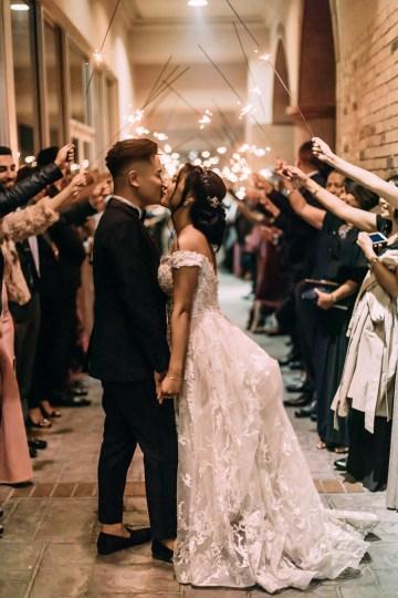 Magical Modern Harry Potter Inspired Wedding – Ashlyn Savannah Photo 42