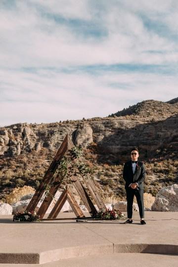 Magical Modern Harry Potter Inspired Wedding – Ashlyn Savannah Photo 7