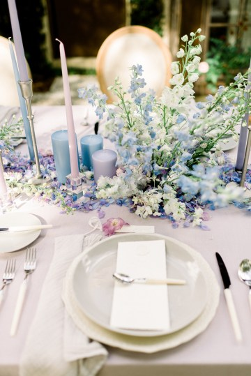 Whimsical Lilac Purple Garden Wedding Inspiration – Danielle Harris Photography 21