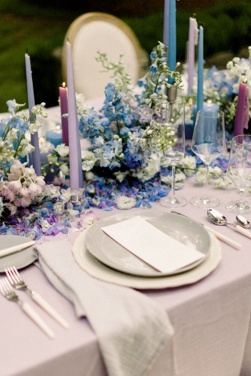 Whimsical Lilac Purple Garden Wedding Inspiration – Danielle Harris Photography 26