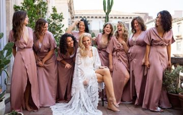 7 Sweet Things To Do For Your Bride Bestie (While Still Social Distancing)