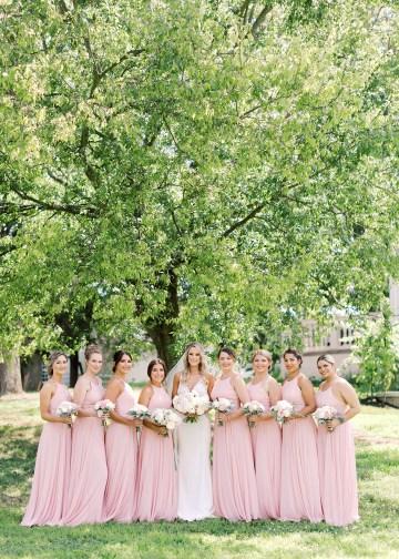 Lavish Southern Winery Wedding – Molly Lichten Photography 11