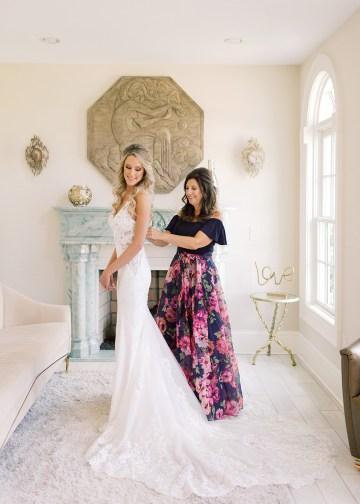 Lavish Southern Winery Wedding – Molly Lichten Photography 7