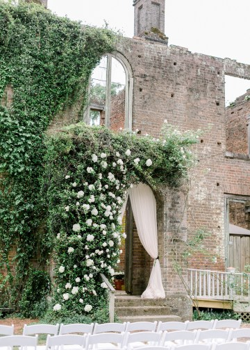 Blue Wedding at Barnsley Gardens Ruins in Georgia – Shauna Veasey 14
