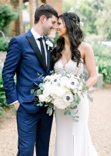 Blue Wedding at Barnsley Gardens Ruins in Georgia – Shauna Veasey 17