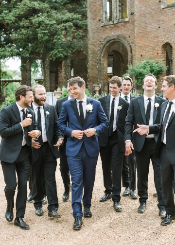 Blue Wedding at Barnsley Gardens Ruins in Georgia – Shauna Veasey 23