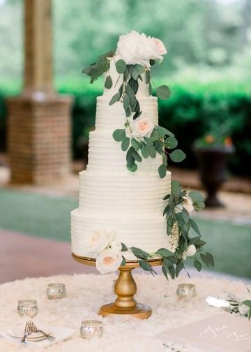 Blue Wedding at Barnsley Gardens Ruins in Georgia – Shauna Veasey 40