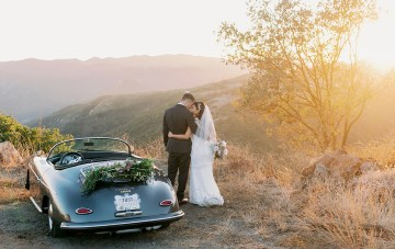 California Wedding With Cambodian Influence (& Alpacas!)
