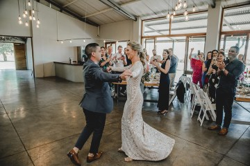 Modern Geometric Inspired South African Wedding – Conway Photography 30