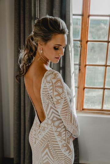 Modern Geometric Inspired South African Wedding – Conway Photography 4